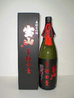 宝山 綾紫芋麹全量 1800ml 西酒造