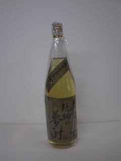 琥珀の夢酎 1800ml 研醸