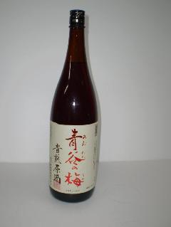 青谷の梅 貴熟原酒 1800ml 城陽酒造