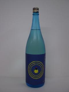 米鶴 夏 純米(蛍ラベル)1800ml 米鶴酒造