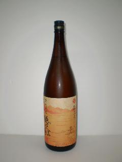 徳次郎 特別純米原酒ひやおろし 1800ml 城陽酒造