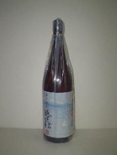 徳次郎 特別純米生原酒 1800ml 城陽酒造