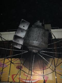 ラジオ会館様衝突人工衛星取付完了!
