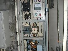 屋内消火栓マグネット交換事例
