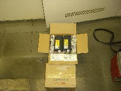 蓄電池交換工事
