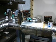 スプリンクラー仕切弁・逆止弁交換工事
