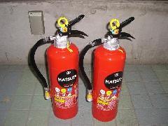 消火器交換事例