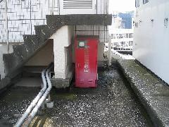 消火器・格納箱交換事例