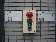 非常警報器具交換工事事例