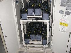 蓄電池交換事例