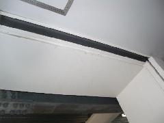 防火シャッターの巻上げ不良改修事例