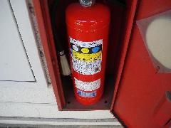 アパート共用部の消火器交換事例
