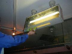誘導灯バッテリー交換事例