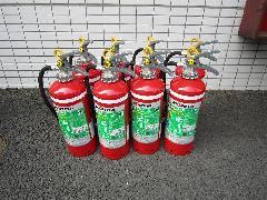 消火器交換設置事例