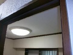 さいたま市のマンション内ピアノ室にて感知器増設工事