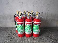 消火器納品・交換・廃棄