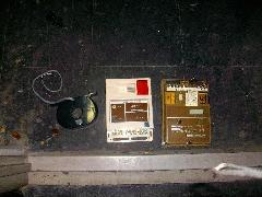 漏電火災警報器の交換事例