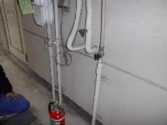 消火器納品設置事例