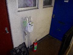 マンション消火器設置及びその点検