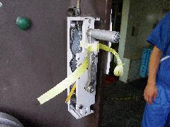 排煙窓修理の現場調査レポート