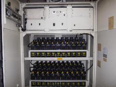 蓄電池設備更新の現場調査レポート