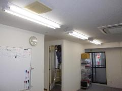 和光市のテナント様にて熱感知器増設工事事例