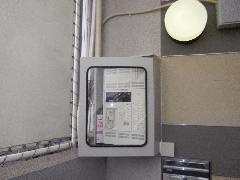 非常放送設備新規設置事例