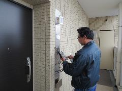 共同住宅用自動火災報知設備における感知器外部試験の仕方について説明します。