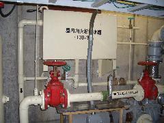 呼水槽交換工事事例
