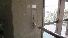 排煙窓オペレータ交換事例