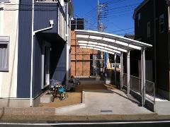東京都稲城市 M様邸 カーポート新設工事
