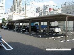東京都品川区 M社 カーポート新設工事