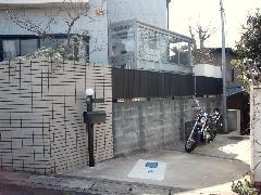 川崎市高津区 K様邸 テラス(庇)改修工事