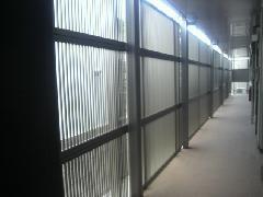 東京都板橋区 O様AP 侵入防止フェンス工事