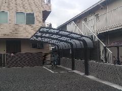 東京都狛江市 I様邸 カーポート新設工事