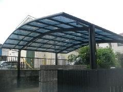 東京都多摩市  T様邸  カーポート改修工事