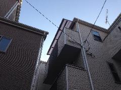 川崎市宮前区 M様邸 3Fテラス(庇)新設工事