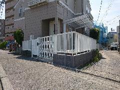 川崎市中原区 W様邸 外構工事