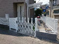 川崎市中原区 W様邸 サイクルポート新設工事
