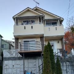 川崎市麻生区  K様邸 ガーデンデッキ設置工事