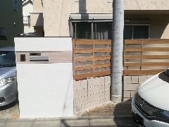 川崎市 N様邸 外構工事