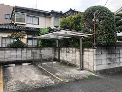 川崎市 A様邸 サイクルポート新設工事