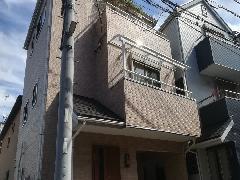 川崎市 I邸 テラス取付工事