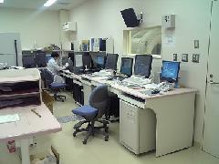 CT.MRI.機器操作室用家具