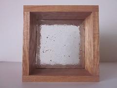 板ガラスブロック クリア 15cm