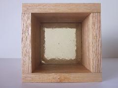 板ガラスブロック イエロー 10cm
