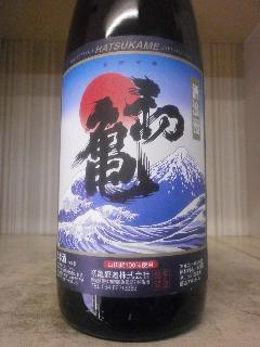 初亀 急冷美酒 美酒 1.8L