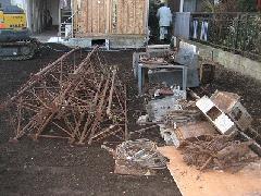 東京都武蔵野市 木造一戸建て解体工事 ごみ処分