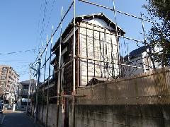東京都杉並区 木造一戸建て