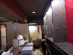 世田谷14坪店舗内装解体